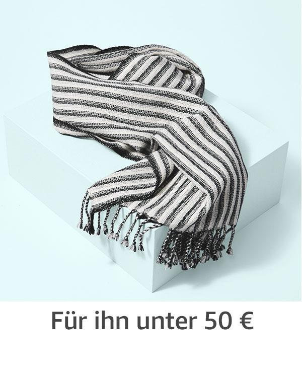 Für ihn unter 50 €