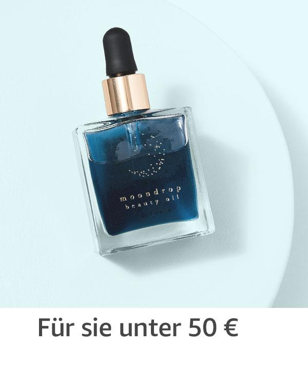 Für sie unter 50 €