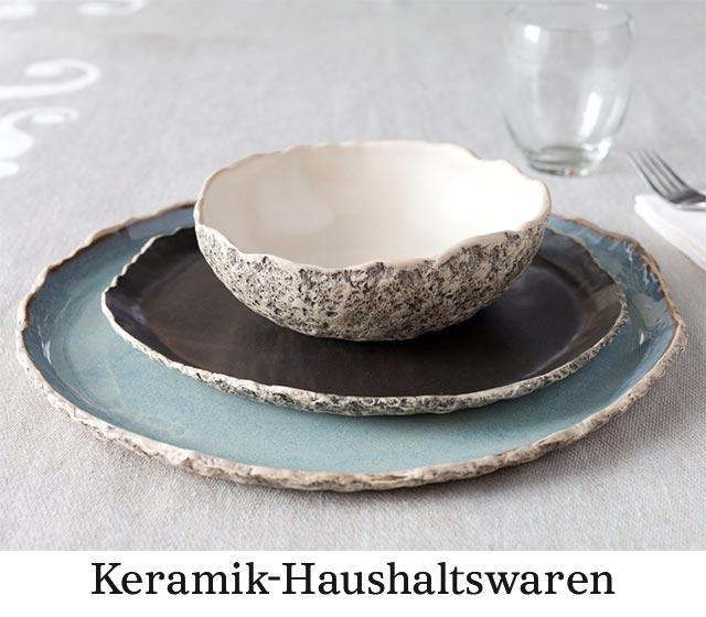 Keramik-Haushaltswaren