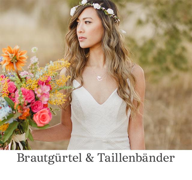 Brautgürtel & Taillenbander