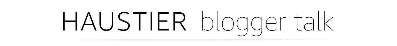 Haustier blogger talk
