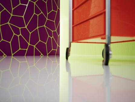 Lars Contzen Vliestapete Micro Tapete Designertapete grafisch modern ...