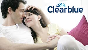 clearblue digitaler schwangerschaftstest mit. Black Bedroom Furniture Sets. Home Design Ideas