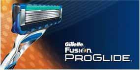Gillette Fusion ProGlide Produktbeschreibung