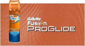 Gillette Fusion ProGlide Feuchtigkeitsspendendes Rasiergel Produktbeschreibung