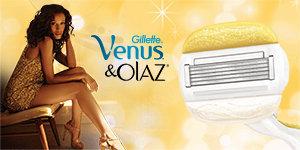 Gillette Venus & Olaz