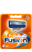 Gillette Fusion Klingen