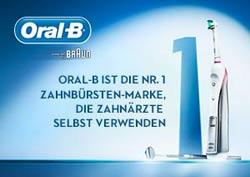 Die Nummer 1: Elektrische Zahnbürsten von Oral-B