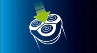 SmartPivot - Flex Action-Scherkopf für Konturanpassung