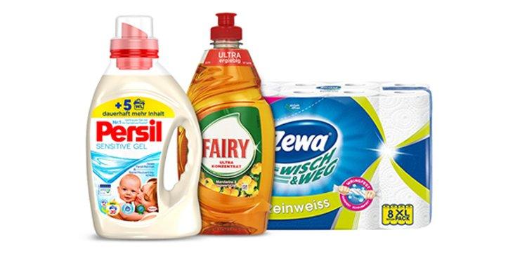 Reinigungsmittel für ein strahlendes Zuhause