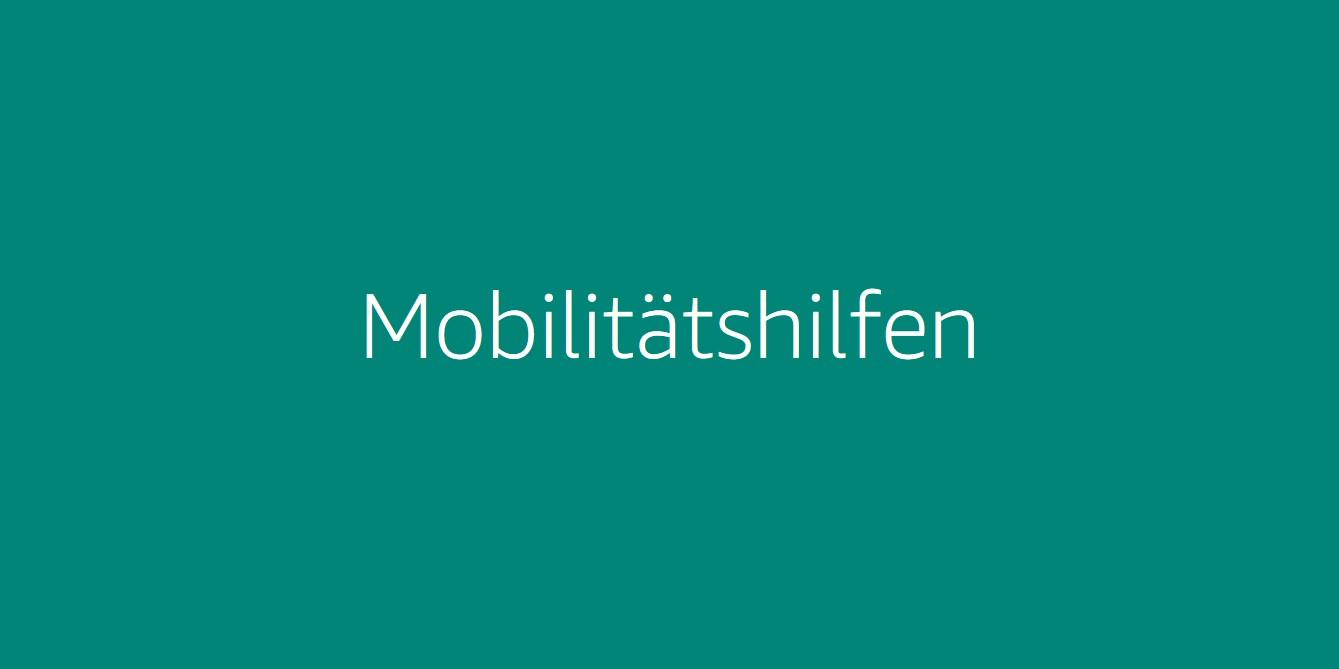Mobilitätshilfen