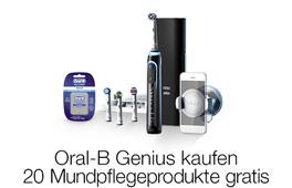 Oral-B Genius Einführungsangebot