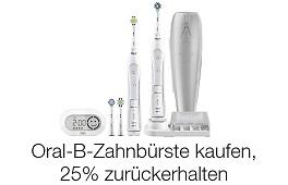 Oral-B 25% sparen