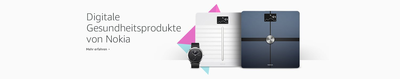 Digitale Gesundheitsprodukte von Nokia