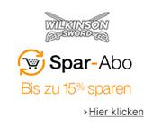 Wilkinson Sword im Spar-Abo