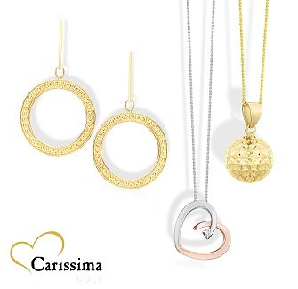 Jewellery by Carissima gold