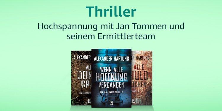 Bestseller-Autor Alexander Hartung