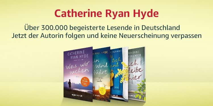 Bestseller-Autorin CAtherine Ryan Hyde