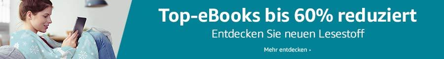 55 Top-eBooks bis 60% reduziert
