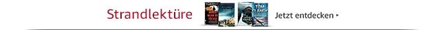 Strandlektüre - Bücher für den Urlaub