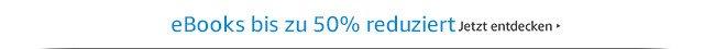 50% Rabatt auf ausgewählte eBooks