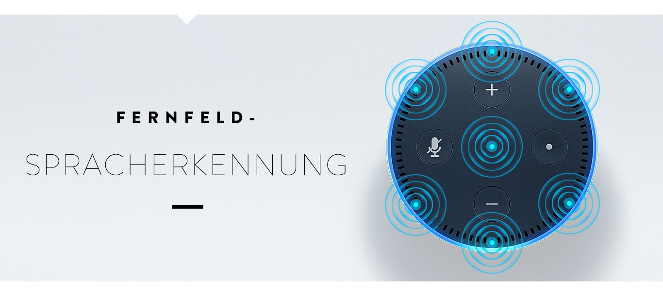 Fernfeld-Sprachsteuerung