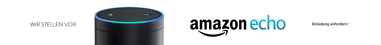 Wir stellen vor: Amazon Echo