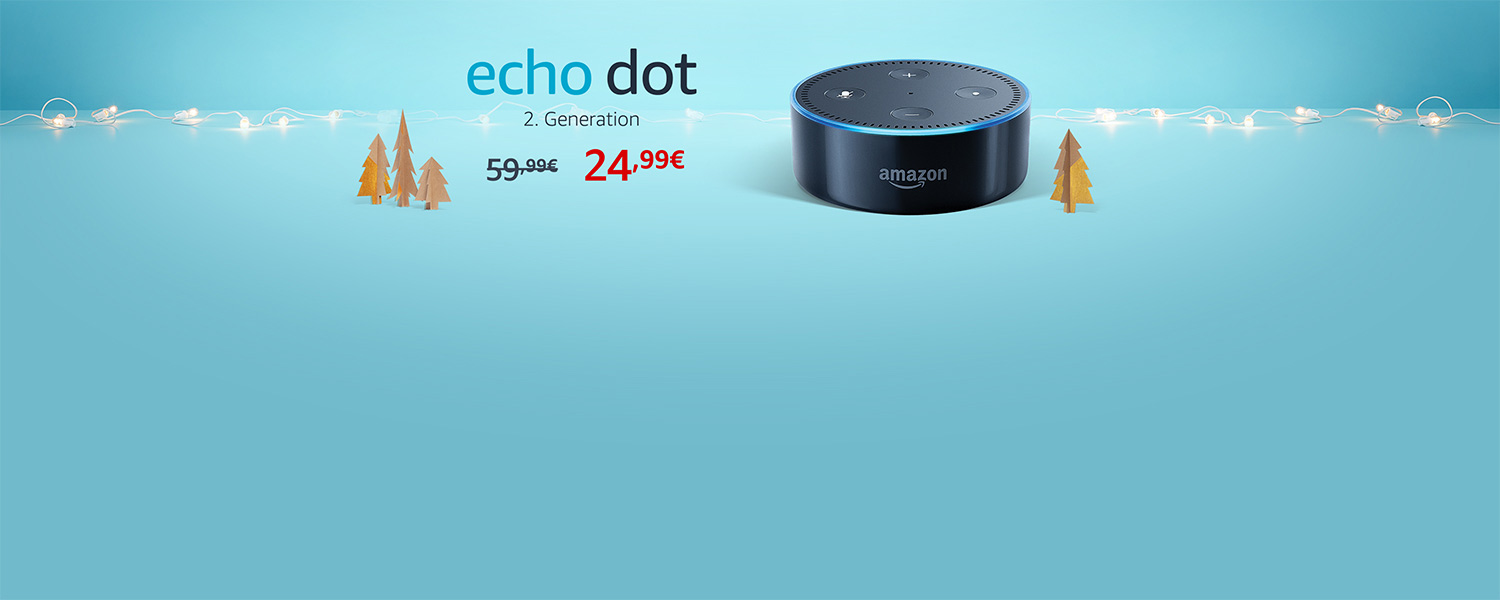 Echo Dot 2. Generation