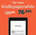 Der neue Kindle Paperwhite
