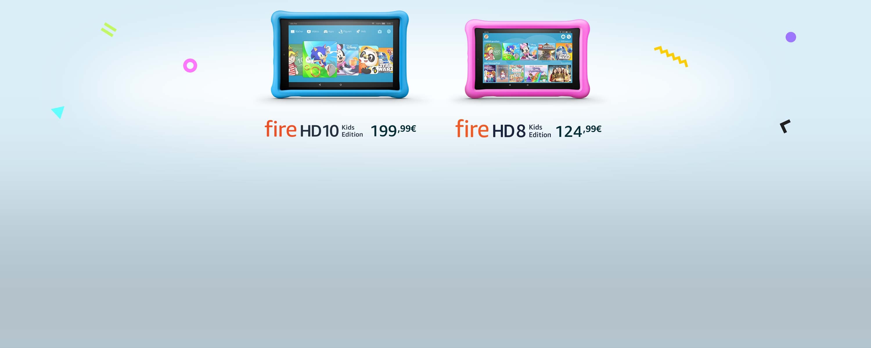 Fire Kids Edition-Tablets