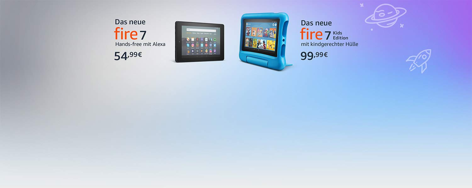 Fire-Tablets