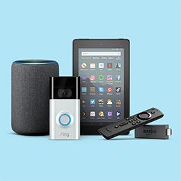 Angebote auf Amazon-Geräte