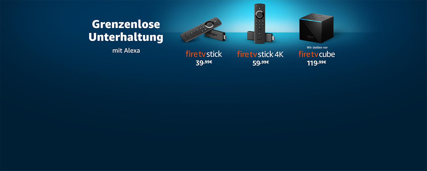 Fire TV Familie