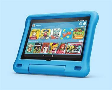 Das neue Fire HD 8 Kids Edition-Tablet