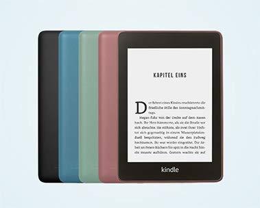 Kindle Paperwhite: jetzt in neuen Farben