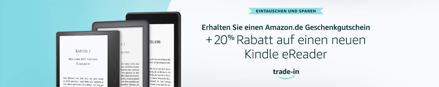 Kindle E-reader Trade-In