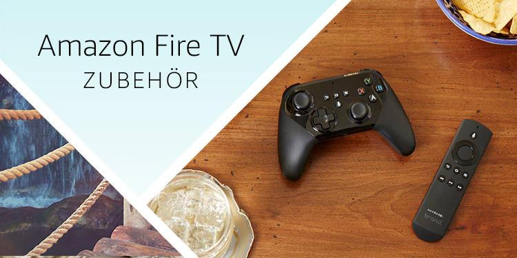 Amazon Fire TV-Zubehör