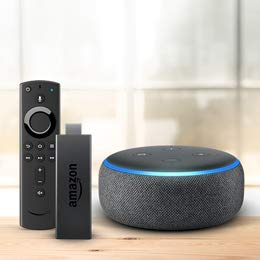Fire TV Stick + Echo Dot