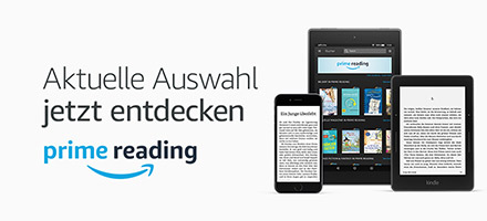 Prime Reading: Prime-Mitglieder lesen kostenlos
