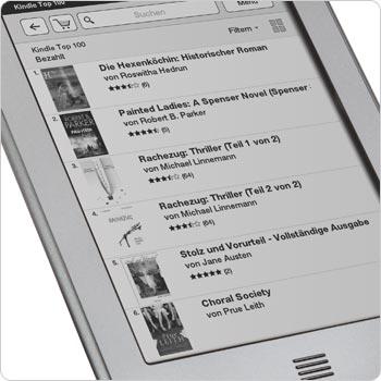 Stöbern Sie im Kindle-Shop direkt von Ihrem Gerät