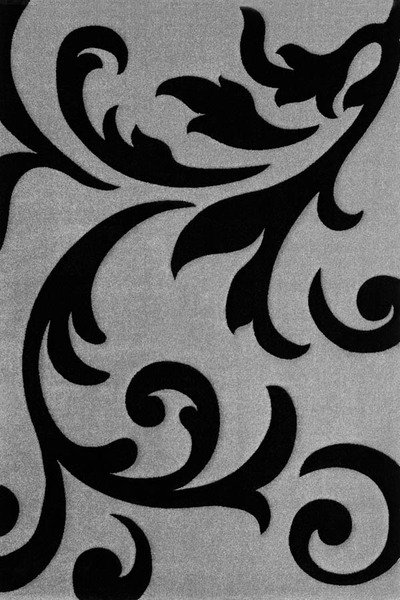 Lalee 347137985 Moderner Designer Teppich / Muster : Ranke