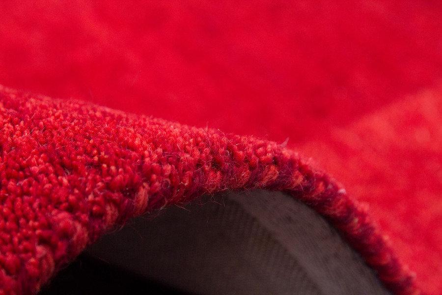 lalee 347162567 designer teppich muster gabbeh handarbeit wolle rot gr sse 70 x. Black Bedroom Furniture Sets. Home Design Ideas