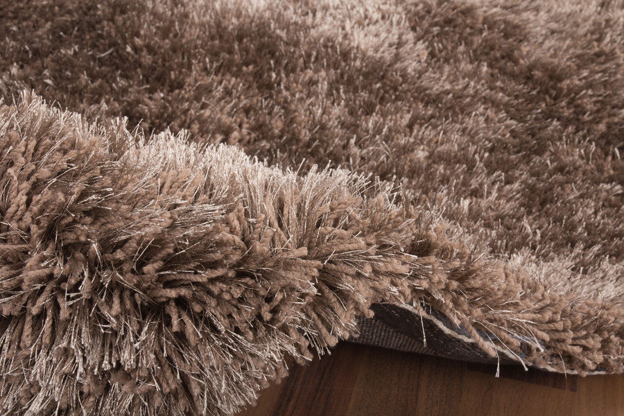 lalee 347149575 designer hochflor shaggy teppich handarbeit uni weicher langflor edel. Black Bedroom Furniture Sets. Home Design Ideas