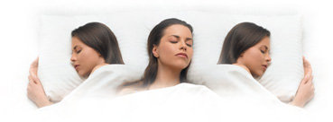 Höhere Schlafqualität bedeutet, dass Sie sich auch weiterhin rundum wohlfühlen und jung aussehen. Klinische Studien belegen, dass Sie mit Mediflow fester und erholsamer schlafen!