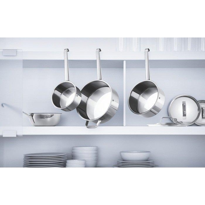 wmf 0767346040 wok pfanne 28 cm mit deckel chef 39 s edition k che haushalt. Black Bedroom Furniture Sets. Home Design Ideas