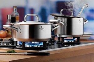 WMF Kochgeschirrserie Gourmet Plus