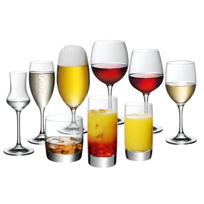 wmf champagnergläser sektgläser proseccogläser höhe 22 cm  ~ Geschirrspülmaschine Gläser Dreckig