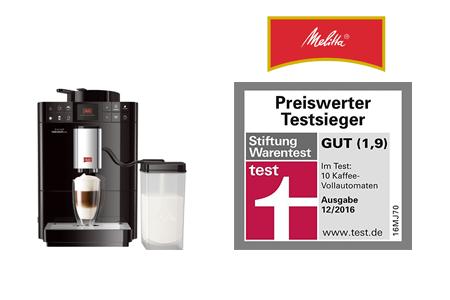 kaffeevollautomat test 2016 stiftung warentest