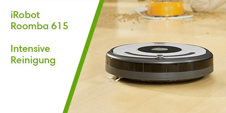iRobot Roomba 615 - Für Einsteiger