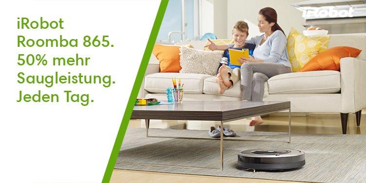 iRobot 865 - Für Liebhaber von Premiumprodukten und Haustierbesitzer